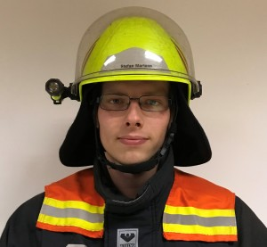 Leiter Atemschutz Stefan Martens